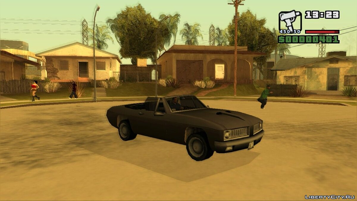Global mod Things To Do In San Andreas Updated for GTA San Andreas