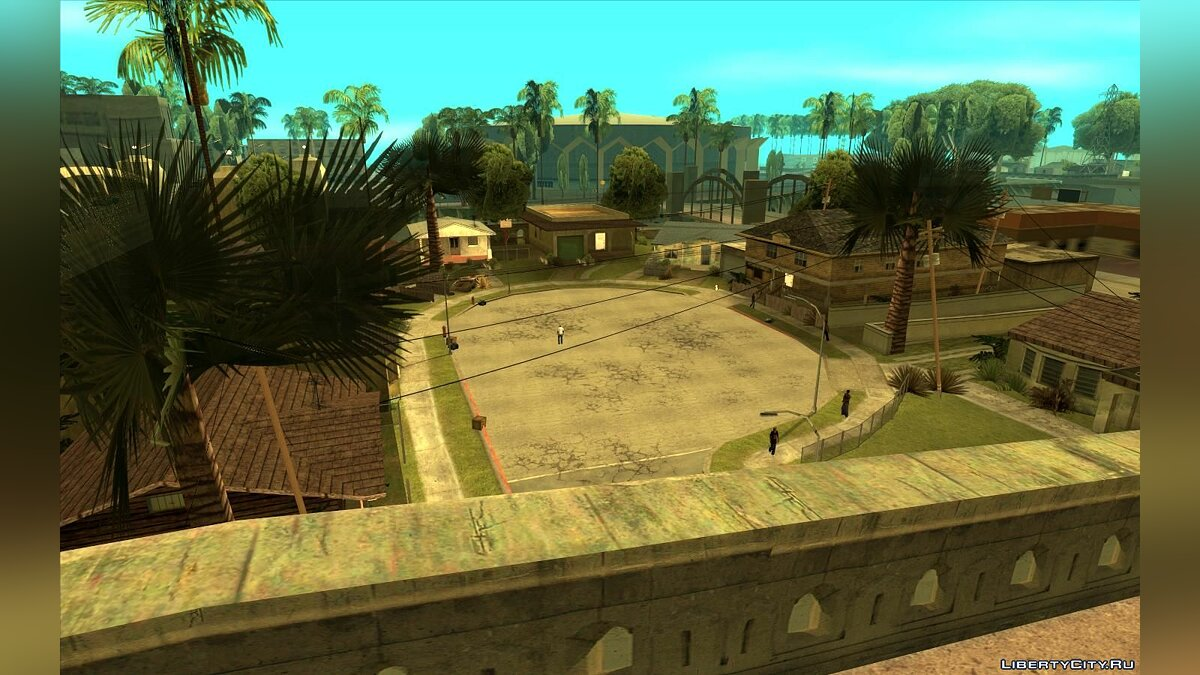 Global mod RoSA Project Evolved 2021 - Improved HD Textures for GTA San Andreas
