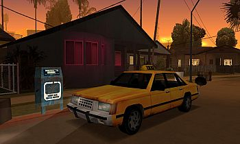 Global mod GTA San Andreas 2004 v3 - Return of content from an early version of the game for GTA San Andreas
