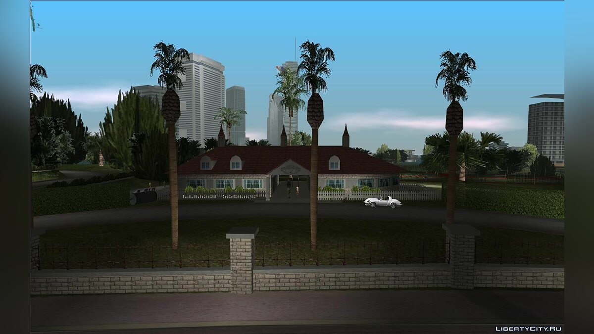 SAxVCxLC - Vice City and Liberty City in San Andreas (Update from 09/07/2020) for GTA San Andreas - Картинка #9