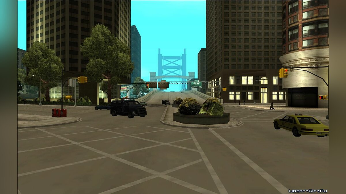 SAxVCxLC - Vice City and Liberty City in San Andreas (Update from 09/07/2020) for GTA San Andreas - Картинка #26