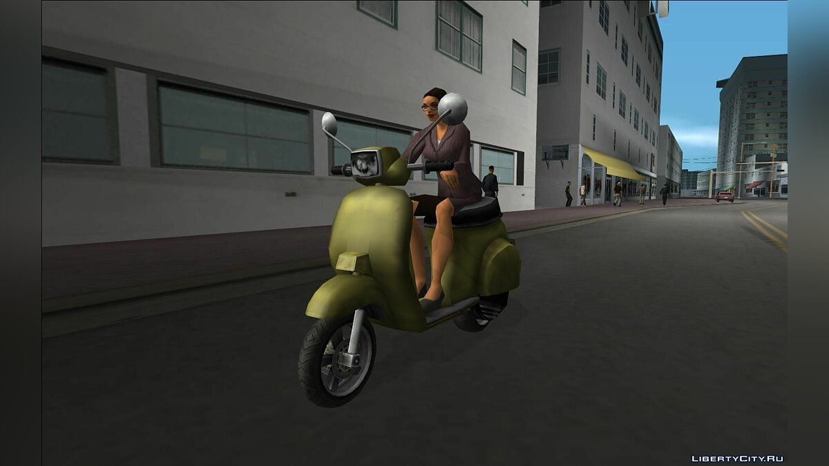 Global mod SAxVCxLC - Vice City and Liberty City in San Andreas 1.1 (Update from 10/12/2020) for GTA San Andreas