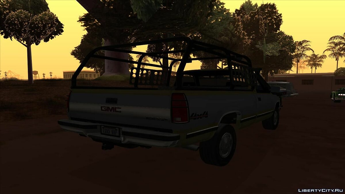 GMC car 1988 GMC Sierra 1500 v1.2 for GTA San Andreas