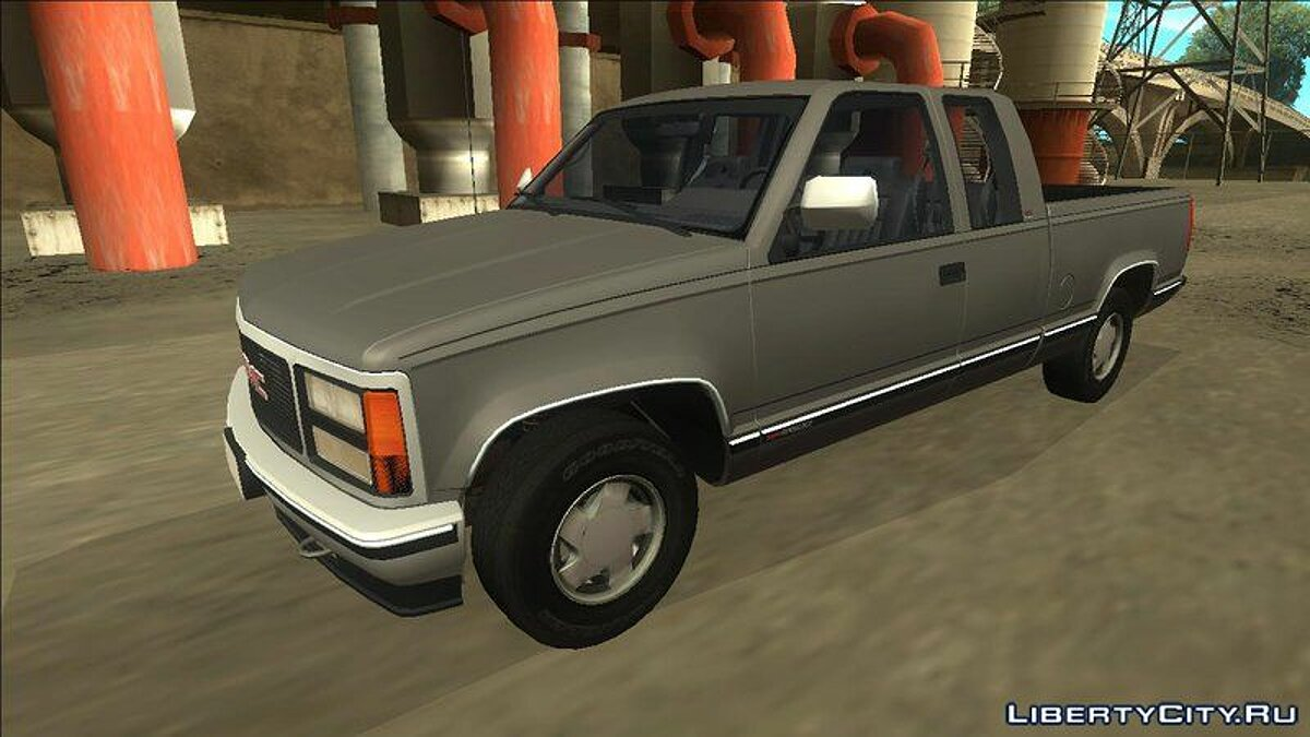 GMC car 1992 GMC Sierra for GTA San Andreas