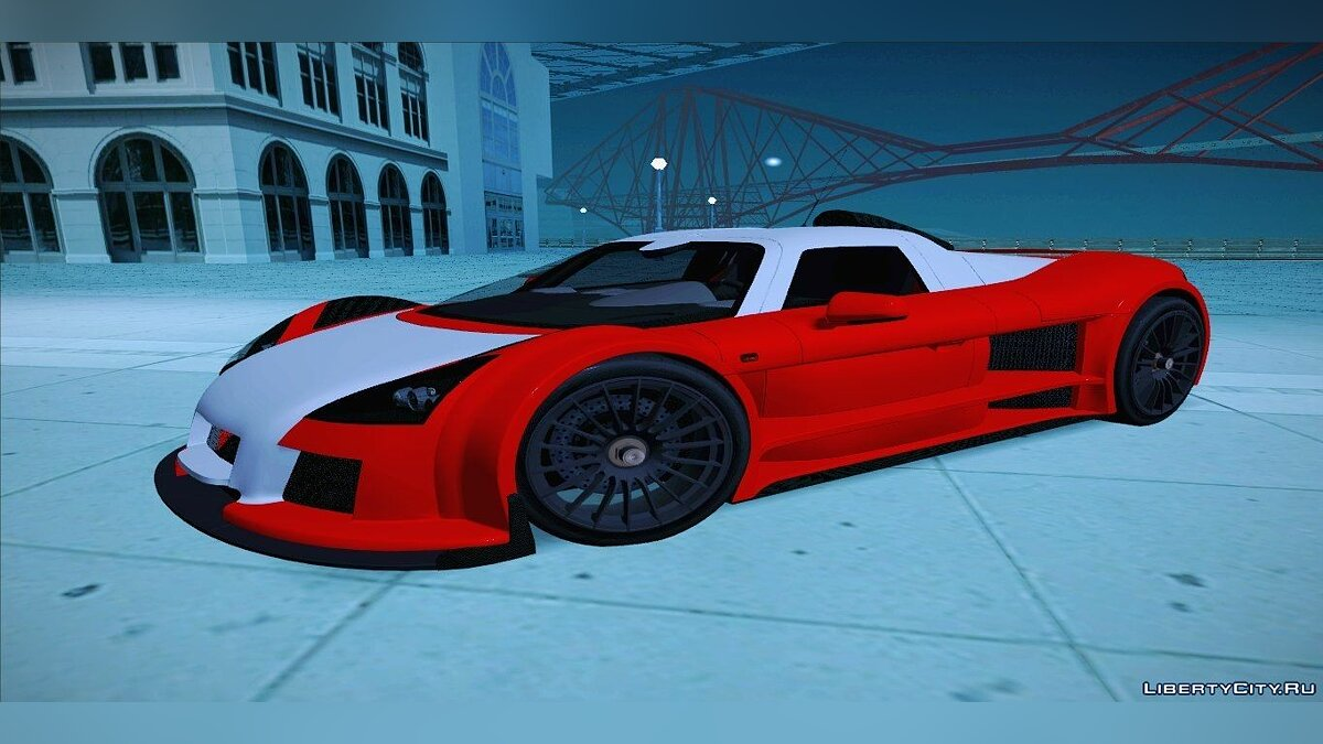 Gumpert car Gumpert Apollo Sport V10 TT for GTA San Andreas
