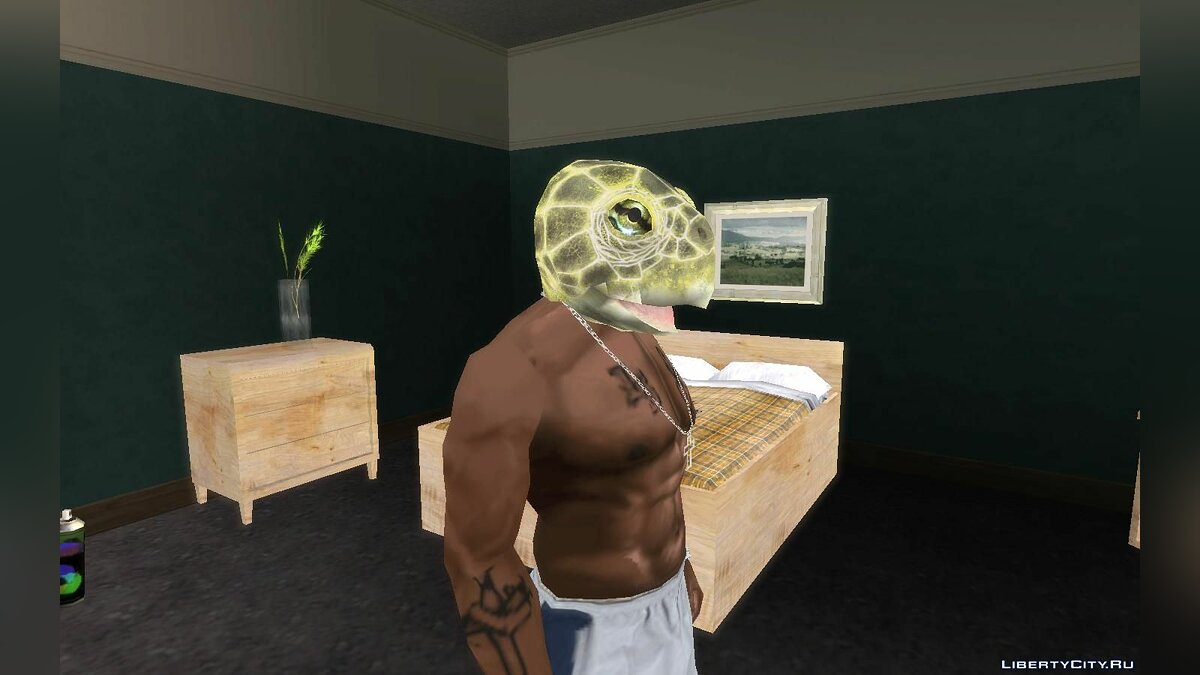 Hats Masks from GTA Online DLC