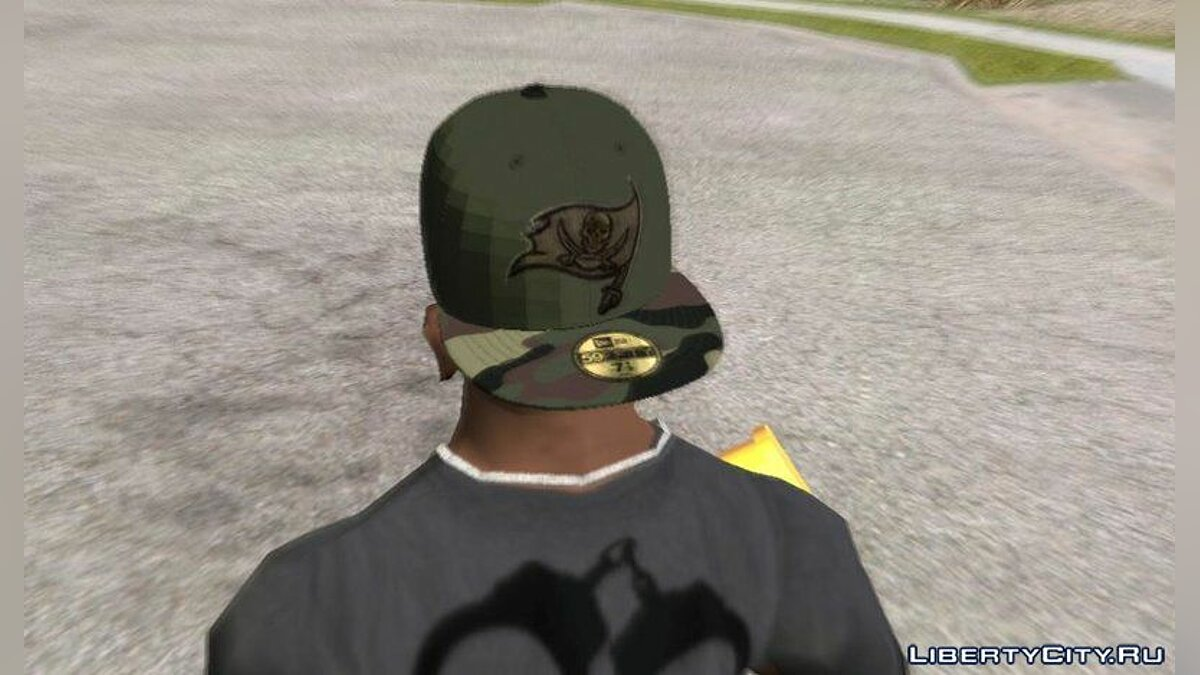 Hats New cap for Cj for GTA San Andreas