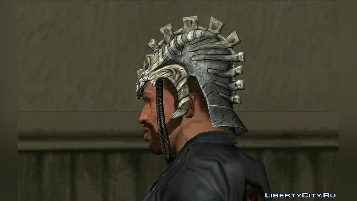 Hats Evil Ash - Helmet of the Army of Darkness for GTA San Andreas