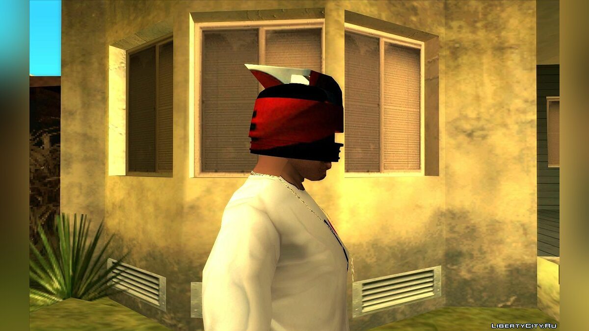 Hats Missile Helmet for GTA San Andreas