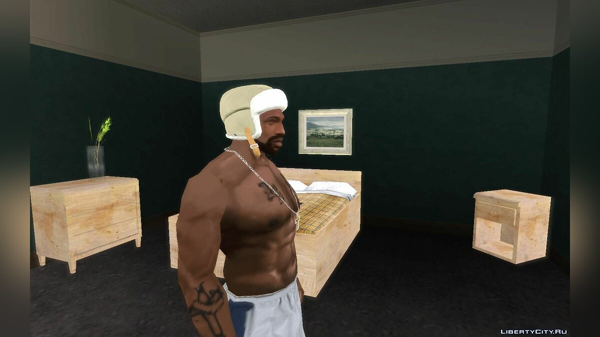 Hats Hat from The Sims 3 v1.0 for GTA San Andreas