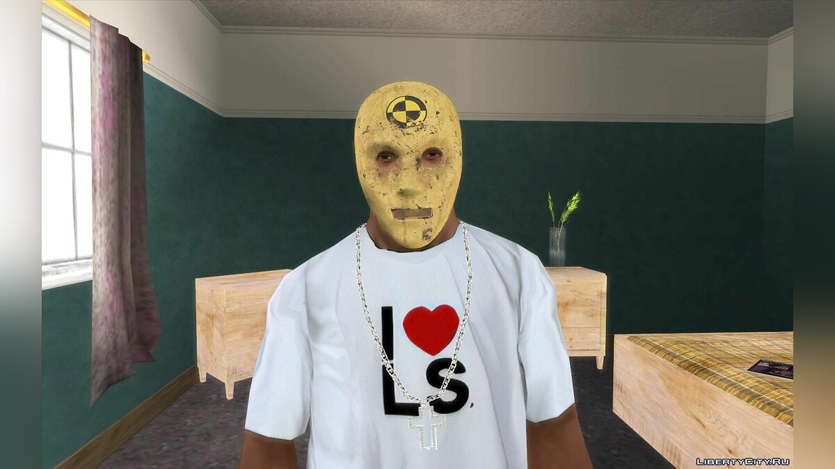 Hats Mask from Expendable Asset for GTA San Andreas