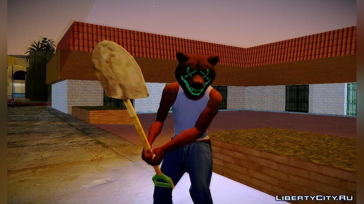 Hats Masks from Judgment Night for GTA San Andreas