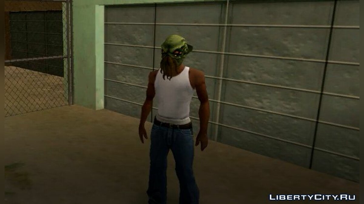 Hats DLC Import / Export Masks for Cj for GTA San Andreas