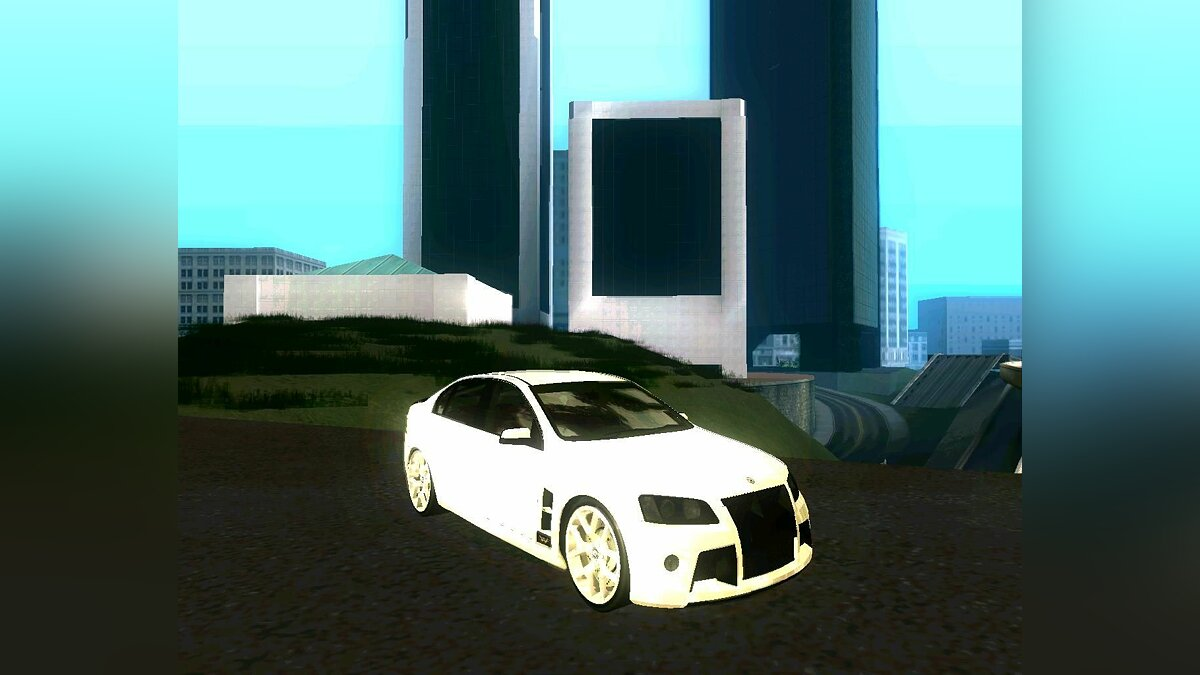 Holden car Holden HSV W427 for GTA San Andreas