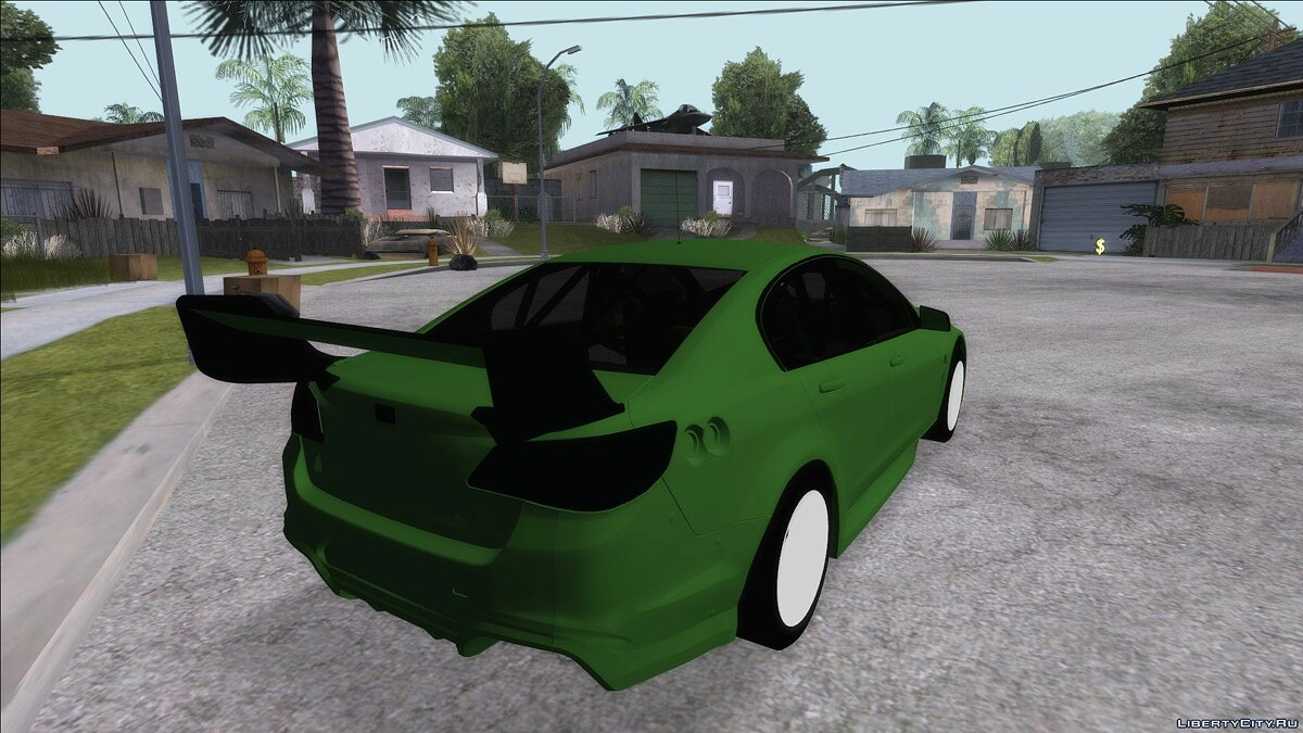 Holden car Holden commodore for GTA San Andreas