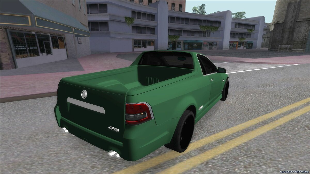 Holden car Holden Commodore SS Ute 2012 for GTA San Andreas