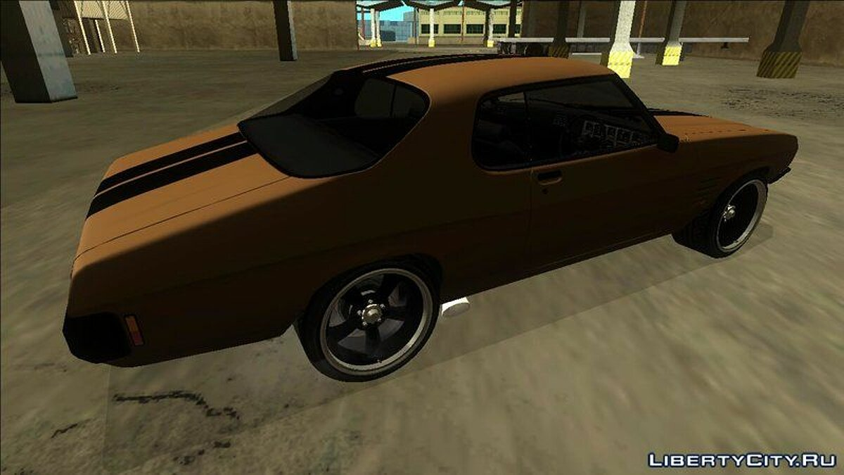 Holden car Holden HQ Monaro GTS for GTA San Andreas