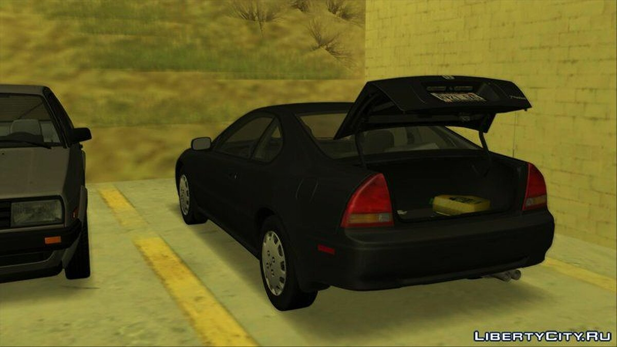 Honda car Honda Prelude Si Mk4 1994 (US-Spec) for GTA San Andreas