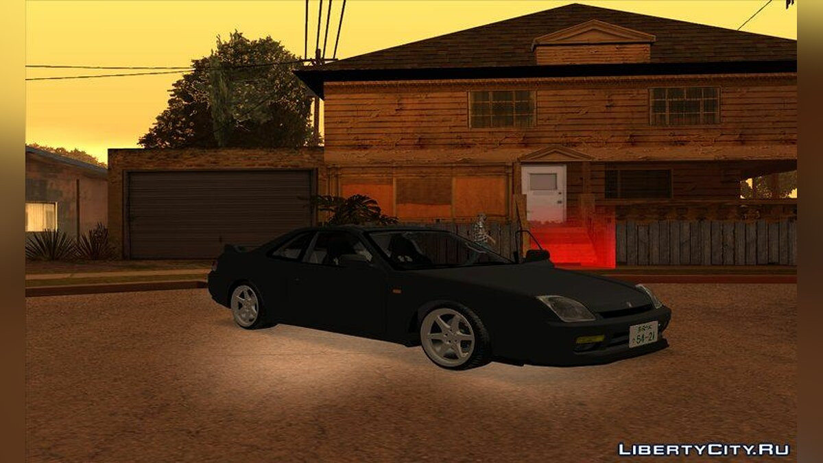 Honda car Honda Prelude Swap K20 for GTA San Andreas