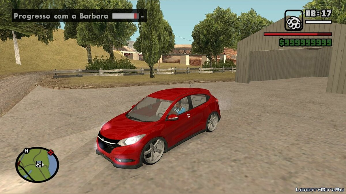 Honda car Honda XP-B for GTA San Andreas