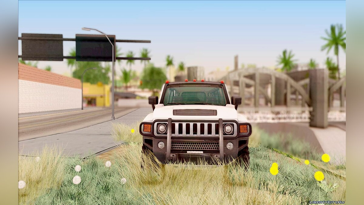 Hummer car Hummer H3 Limousine for GTA San Andreas