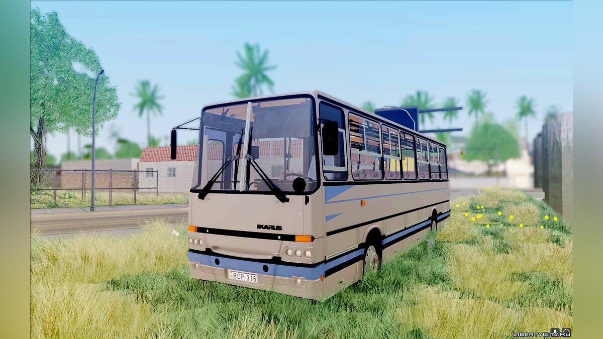 Ikarus car Ikarus 260 32P for GTA San Andreas