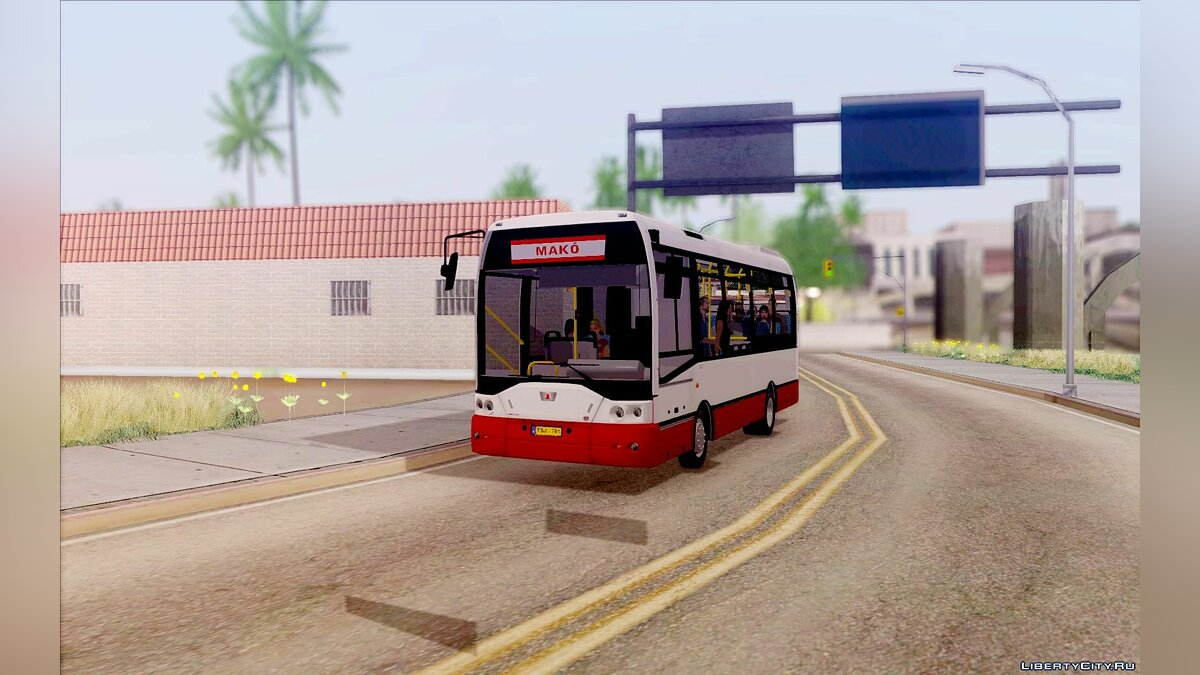 Ikarus car Ikarus E91 for GTA San Andreas