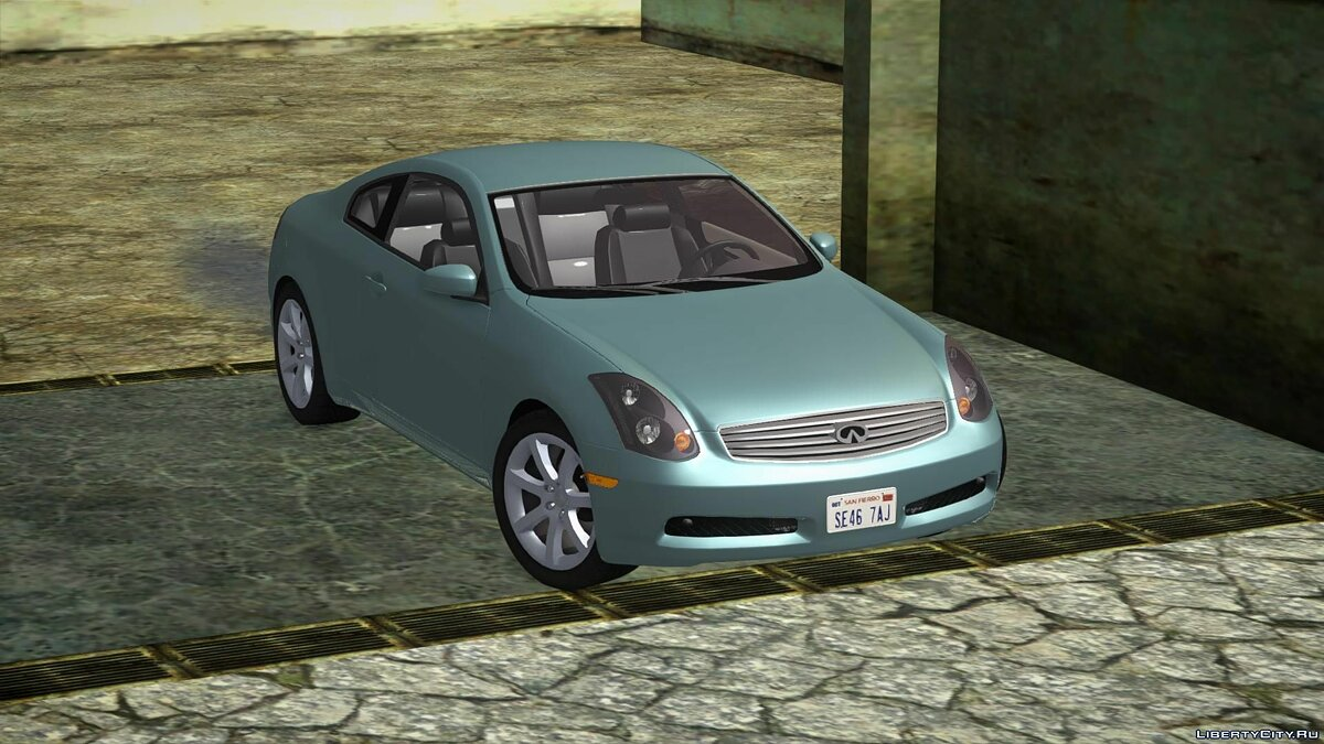 Infinity car Infiniti G35 for GTA San Andreas