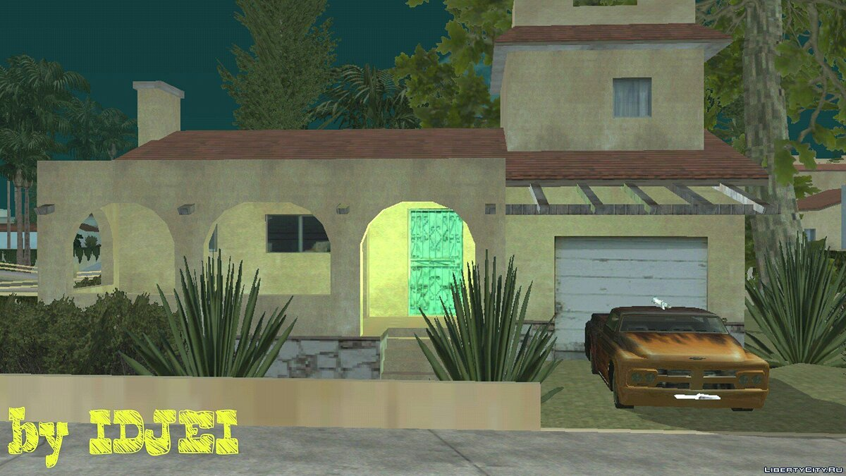 Secret House CJ (Final) for GTA San Andreas (iOS, Android) - Картинка #1