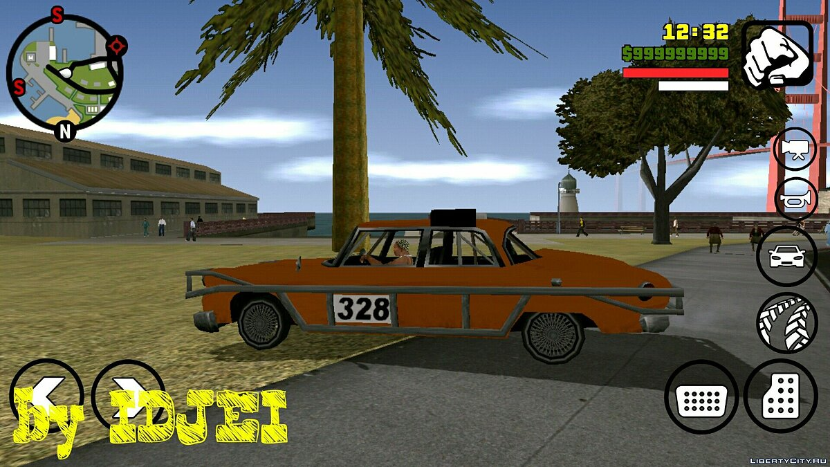 Summon Bloodra from tuning for GTA San Andreas (iOS, Android) - screenshot #3