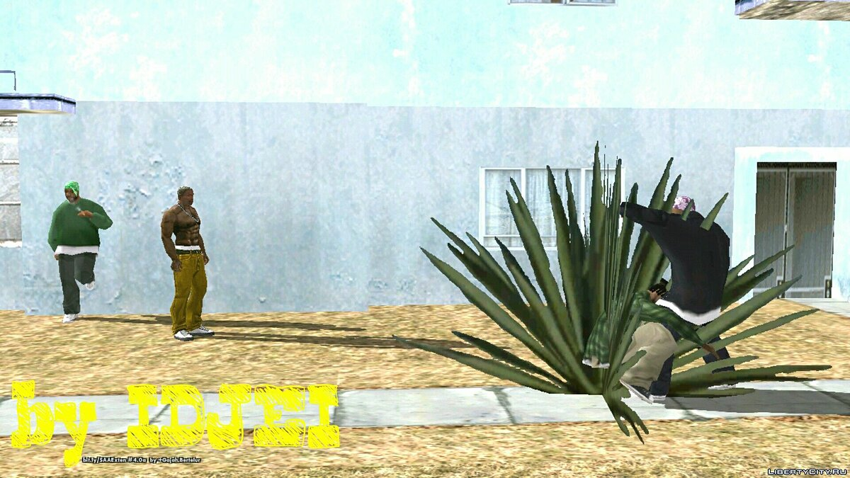 CLEO script Illegal bet in Idlewood for GTA San Andreas (iOS, Android)