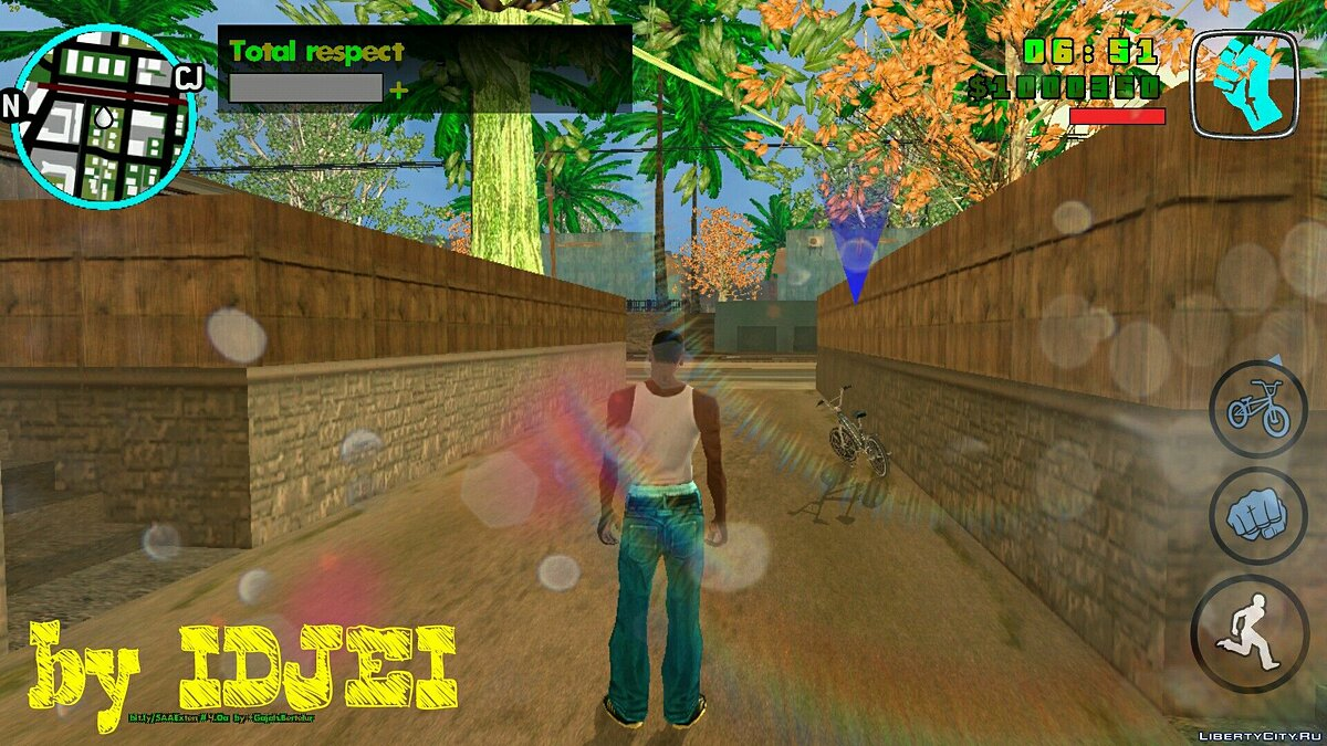 Checker money for GTA San Andreas (iOS, Android) - screenshot #2