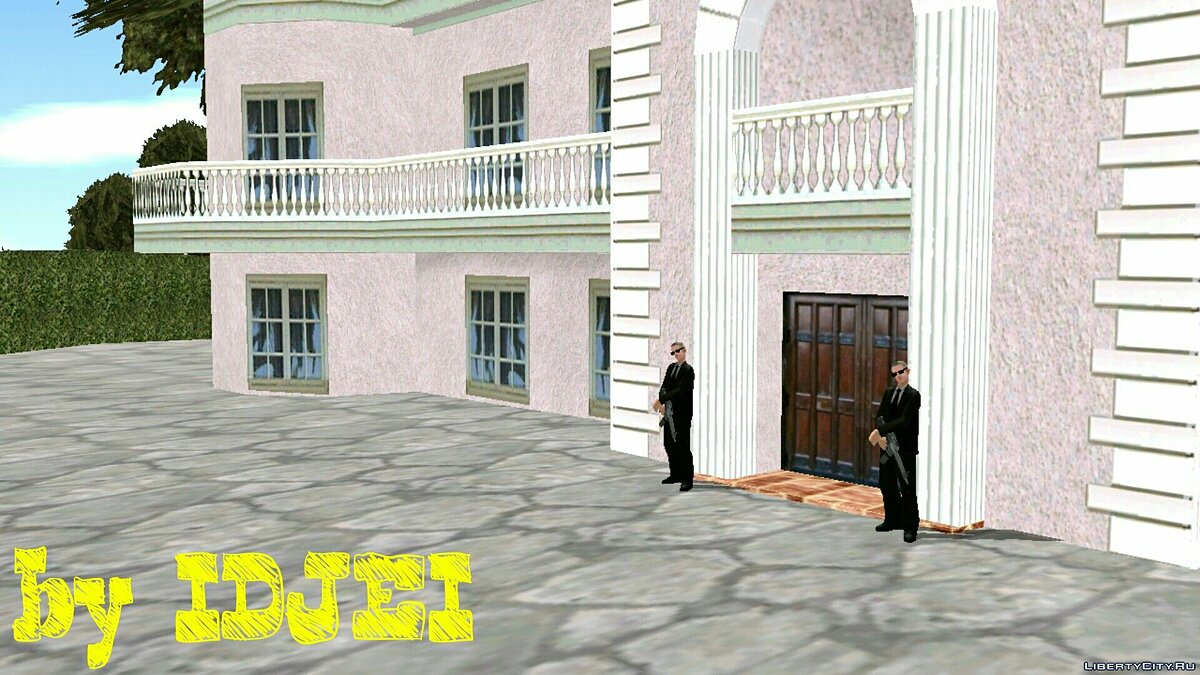 CLEO script House on Richman (1.0) for GTA San Andreas (iOS, Android)