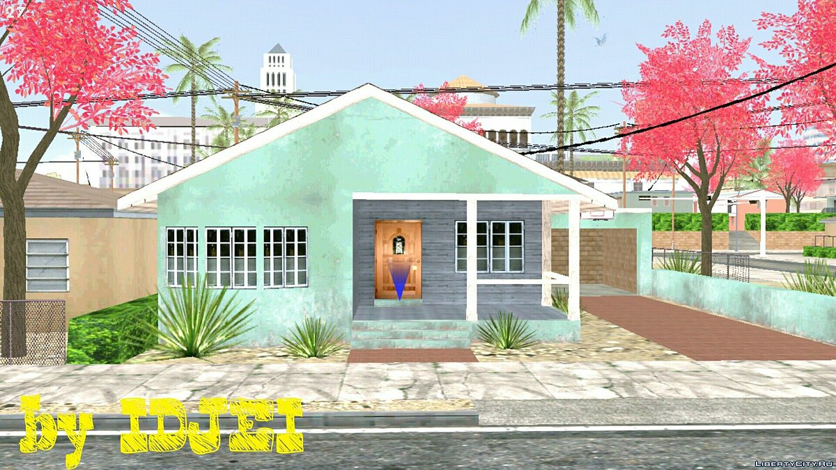 Interiors from the cutscene 1.0 for GTA San Andreas (iOS, Android) - screenshot #8