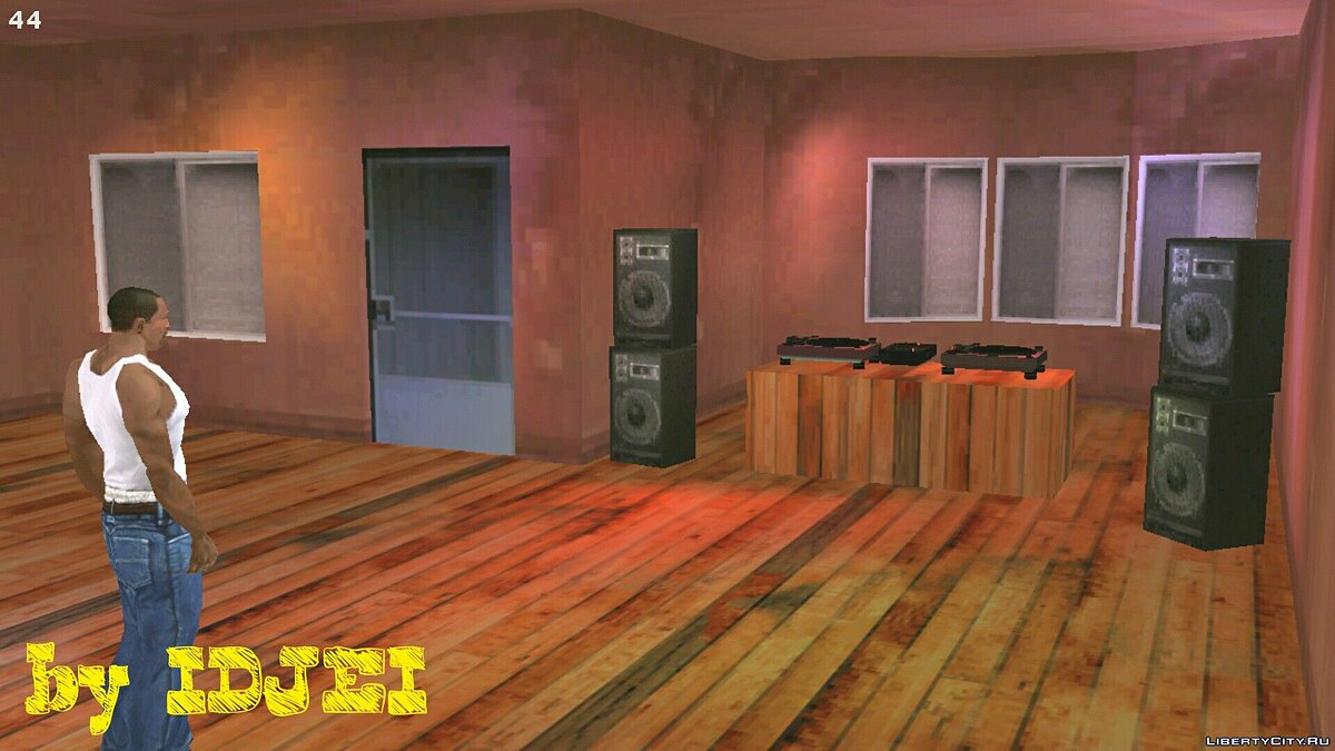 Interiors from the cutscene 1.0 for GTA San Andreas (iOS, Android) - Картинка #10