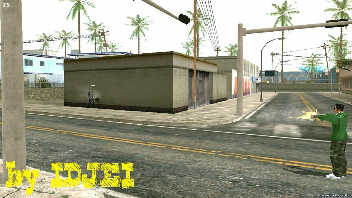 The Psycho in Idlewood for GTA San Andreas (iOS, Android) - screenshot #3