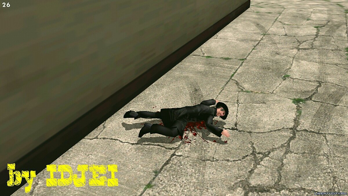 The Psycho in Idlewood for GTA San Andreas (iOS, Android) - screenshot #4