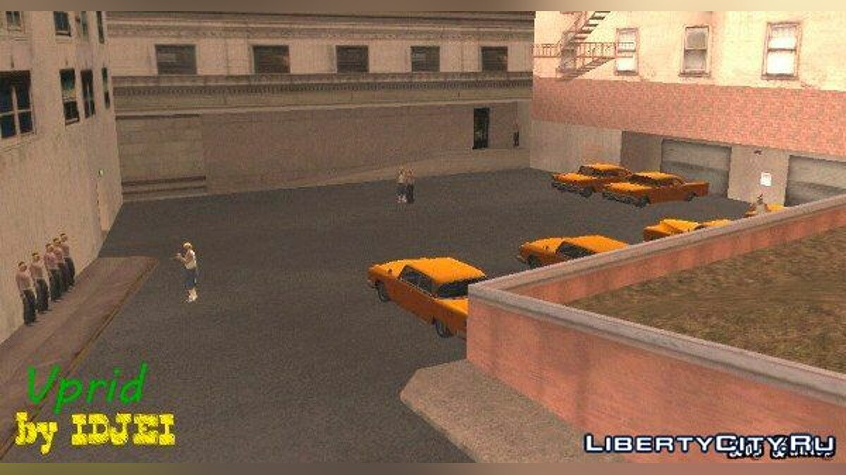 CLEO script Gang Spawn 0.5 (Beta) for GTA San Andreas (iOS, Android)