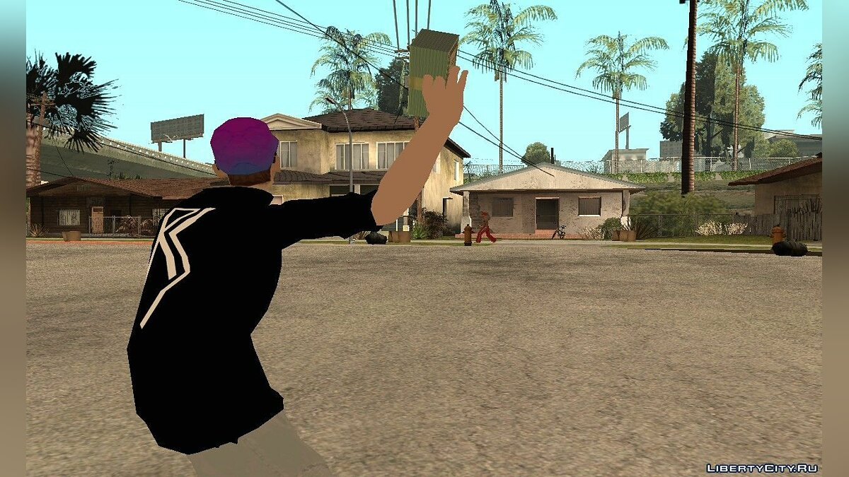 Throw Good Money for GTA San Andreas (iOS, Android) - Картинка #3