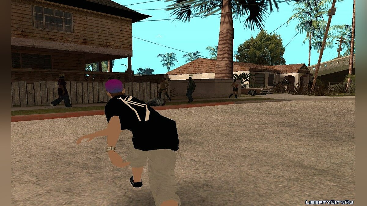 Throw Good Money for GTA San Andreas (iOS, Android) - Картинка #4
