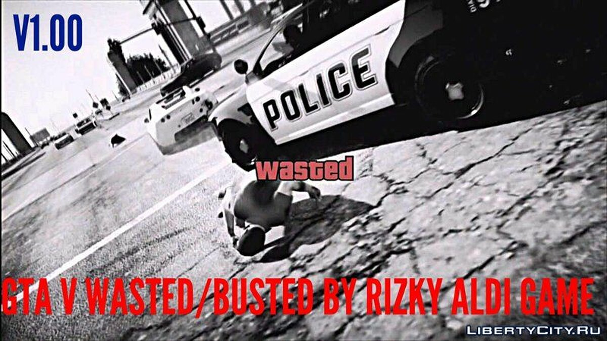 GTA V Wasted / Busted Screen For Android for GTA San Andreas (iOS, Android) - Картинка #1
