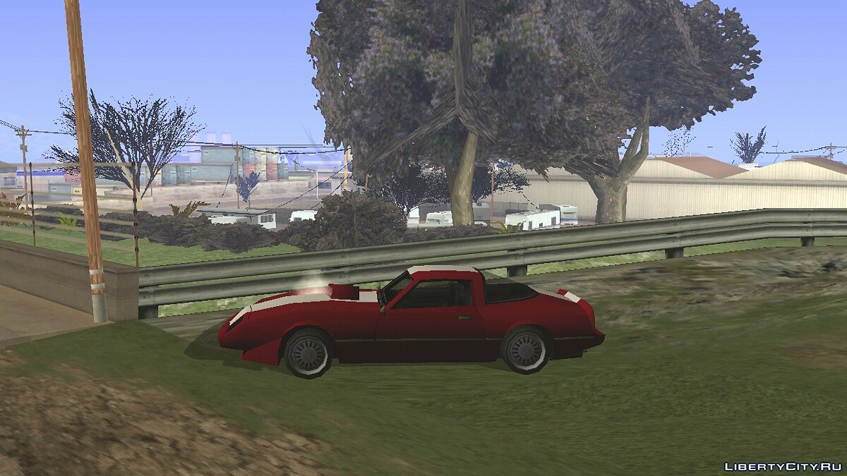 CLEO script Road situation 2.0 for GTA San Andreas (iOS, Android)
