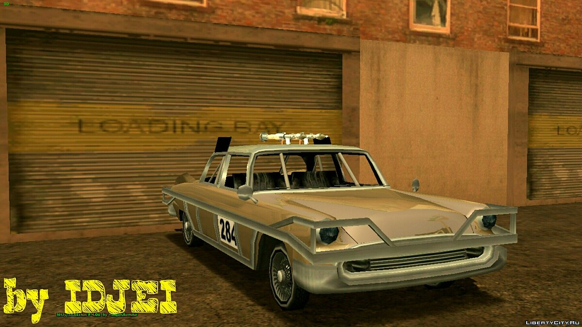 CLEO script Death Bloodra (0.5) for GTA San Andreas (iOS, Android)