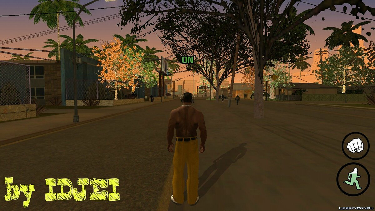 CLEO script MP3 in.2 (would be IDEAS) for GTA San Andreas (iOS, Android)
