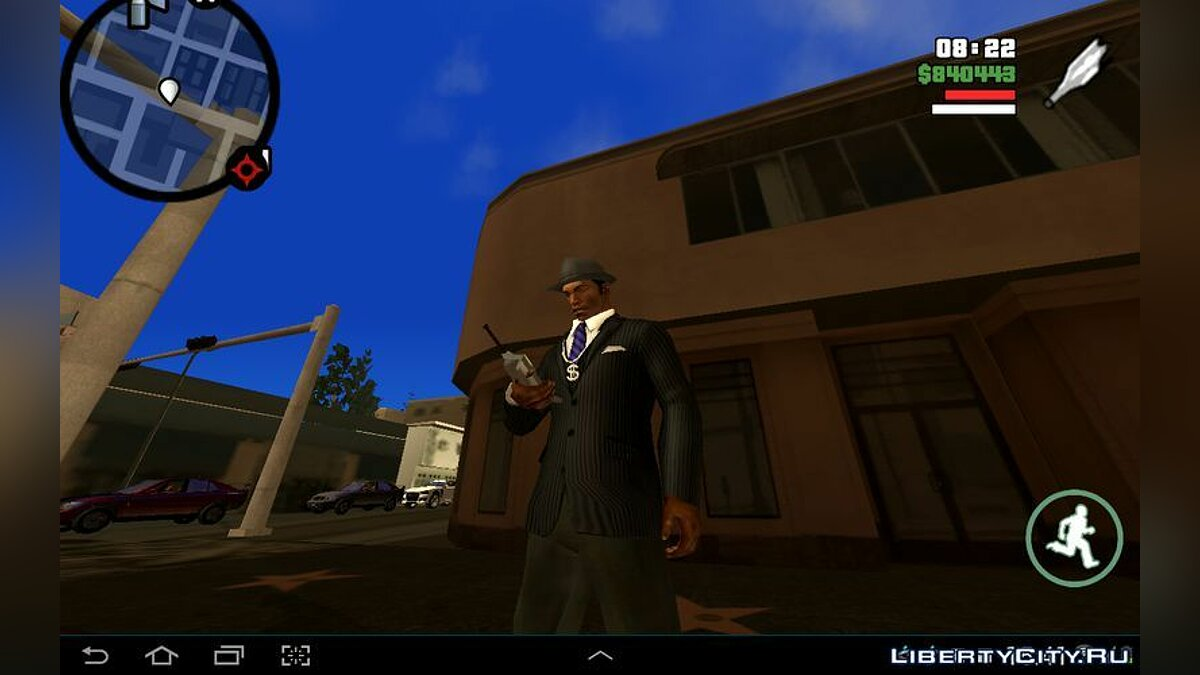CLEO script Ядерная бомба for GTA San Andreas (iOS, Android)