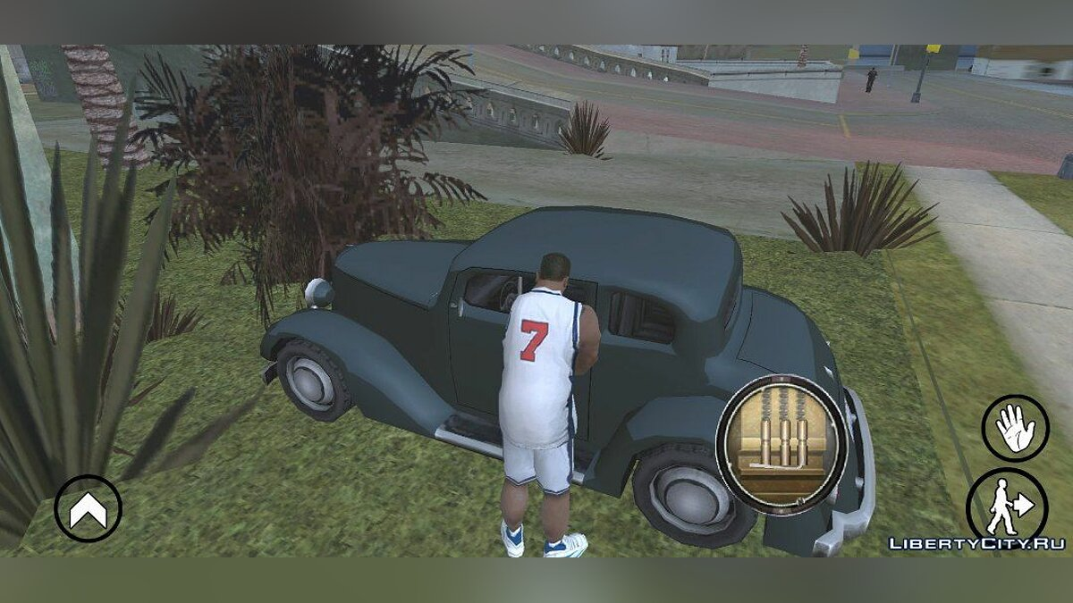 CLEO script Opening locks on cars like in Mafia 2 for GTA San Andreas (iOS, Android)
