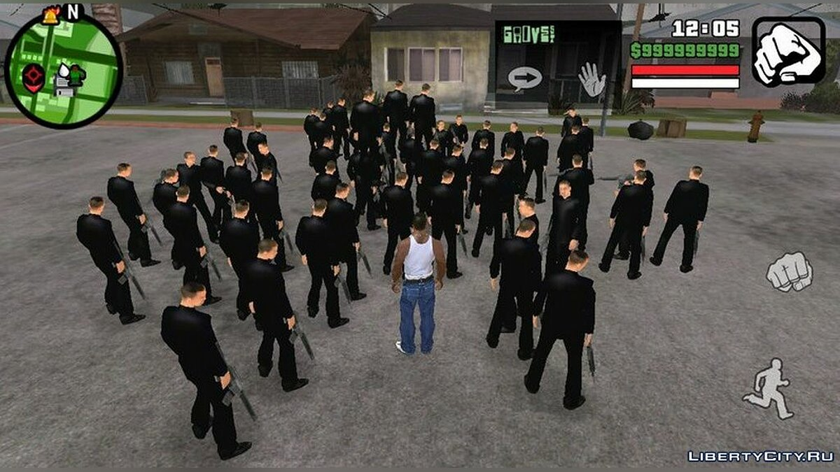 CLEO script Security for GTA San Andreas (iOS, Android)