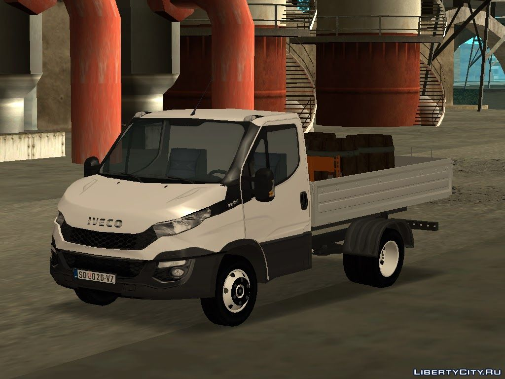 iveco for gta san andreas 19 iveco car for gta san andreas
