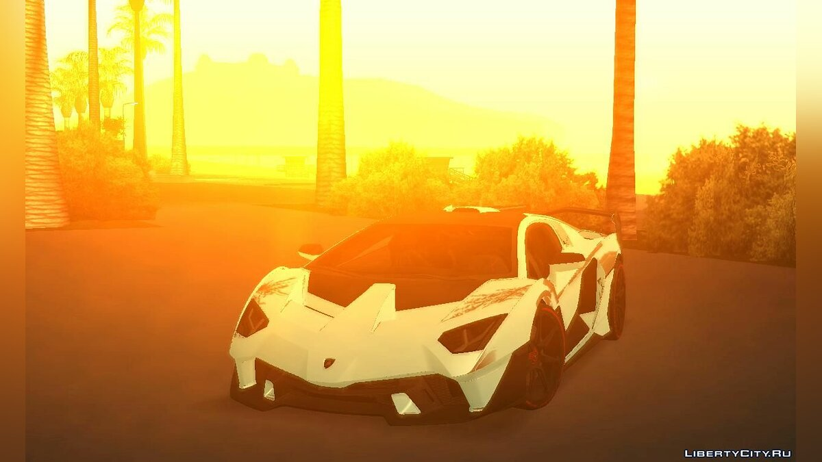 Lamborghini car Lamborghini SC18 Alston 19 for GTA San Andreas