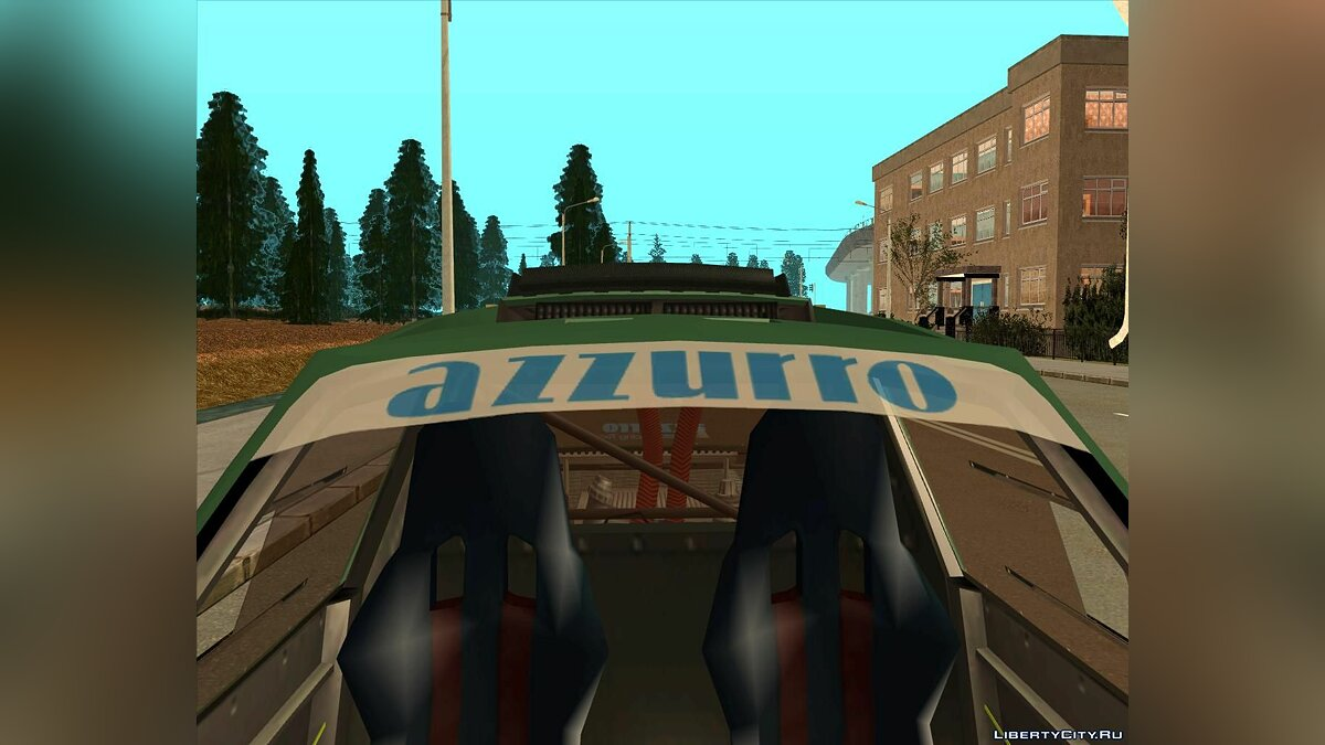 Lancia car Lancia Delta S4 for GTA San Andreas